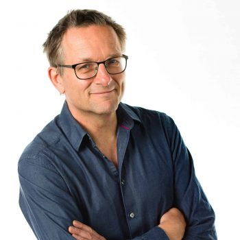 Michael Mosley photo HAP19